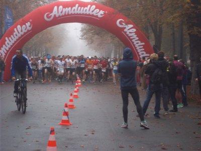 start lcc marathon 2012